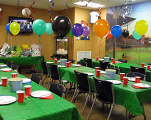 Celebrate your next birthday at Extra Innings Middleton!