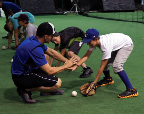 Baseball & Softball Clinics | Extra Innings Middleton