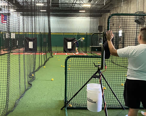 Baseball & Softball Instruction | Extra Innings Middleton