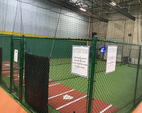 Training Area | Extra Innings Middleton